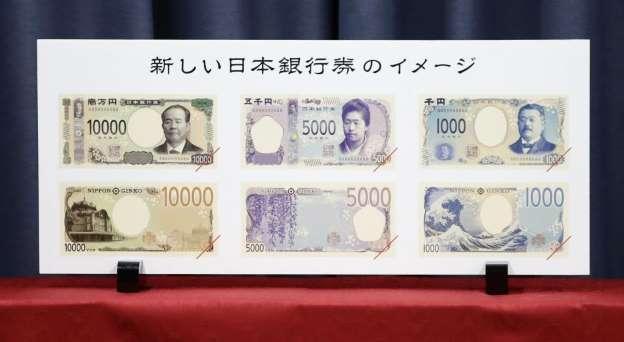 渋沢栄一と紙幣